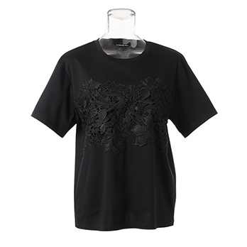 TEE w CHEMICAL LACE Tシャツ