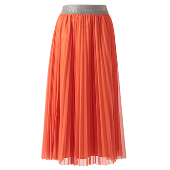 COLOR LAYERED SKIRT スカート